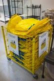 Ikea存储 免版税图库摄影