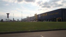 IKEA σε Krasnodar απόθεμα βίντεο