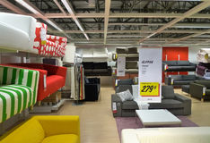 Ikea. Canada home improvement store Royalty Free Stock Photo