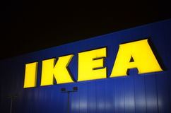 IKEA fotografia de stock royalty free