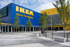 Ikea Foto de Stock Royalty Free
