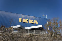 IKEA Далянь Стоковые Фото