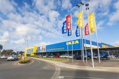 Ikea almacena en Adelaide, Australia imagen de archivo libre de regalías