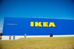 IKEA almacena en Vilna, Lituania Fotos de archivo