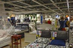 Ikea armazena foto de stock