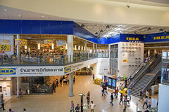 Ikea Bangkok Stock Afbeeldingen