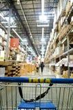 Ikea cart Stock Images