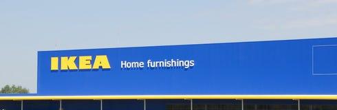 Ikea Domowi meblowania zdjęcie stock
