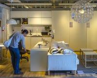 Ikea enregistrent Photographie stock libre de droits