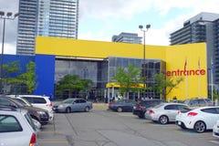 Ikea Entrance Stock Photos