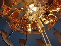 Ikea Globe lamp Royalty Free Stock Images