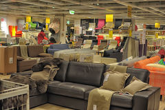 Ikea home improvement store Stock Image