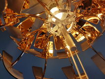 Ikea jordklotlampa Royaltyfria Bilder