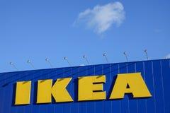 IKEA, magasin de meubles suédois photographie stock libre de droits