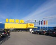 Ikea. MARIEBERG, SWEDEN - MAY 22, 2017 [ IKEA furniture store at Mariebergs, Örebro, Sweden Stock Photo