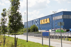 Ikea Munich Stock Image