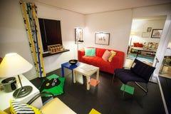IKEA-museum, Almhult, Zweden Stock Foto
