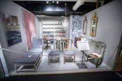 IKEA-museum, Almhult, Zweden Royalty-vrije Stock Afbeeldingen