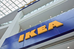 IKEA outlet, Livat Shopping Mall, Beijing, China stock images