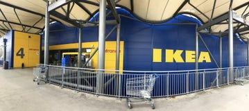 Ikea panorama obrazy royalty free