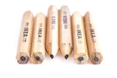 IKEA pencil stock photography