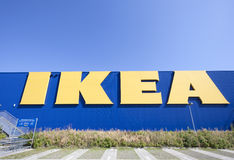 IKEA Przechuje w Siegen, Niemcy zdjęcia royalty free