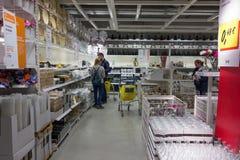 IKEA przechuje w Vilnius Fotografia Stock
