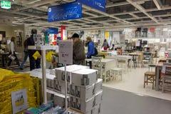 IKEA przechuje w Vilnius Obrazy Stock