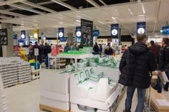 IKEA przechuje w Vilnius Fotografia Royalty Free