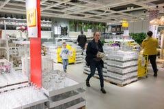 IKEA przechuje w Vilnius Zdjęcia Royalty Free