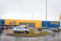 Ikea Romania Stock Photo