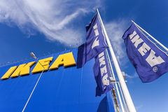 IKEA Samara Store IKEA est les plus grands meubles du monde retaile Photos stock