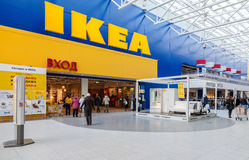 IKEA Samara Store. IKEA is the world's largest furniture retaile Royalty Free Stock Photos