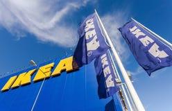 IKEA Samara Store. IKEA is the world's largest furniture retaile Stock Photo