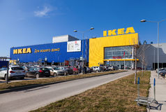 IKEA Samara Store Royalty Free Stock Photo