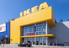 IKEA Samara Store Stock Photos