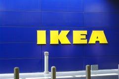 IKEA shop front, Swedish company Stock Photos