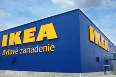 Ikea Slovakia in Bratislava Stock Photography