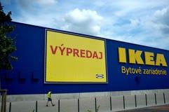 Ikea Slovakia in Bratislava Stock Image