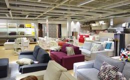 Ikea Sofas Royalty Free Stock Photos