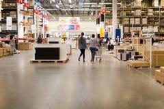 Ikea speichern Stockfoto