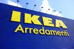 Ikea speichern Stockfotos