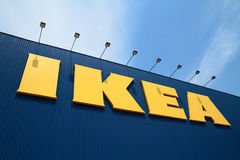 Ikea store Royalty Free Stock Images