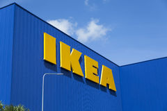 The Ikea store Royalty Free Stock Images
