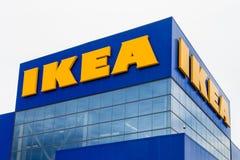 Ikea Store Exterior Stock Image