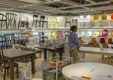 Ikea store Stock Image