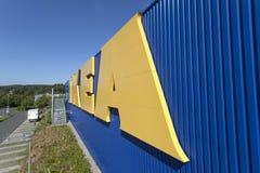 IKEA Store in Siegen, Germany Stock Photography