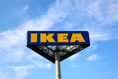 IKEA-teken Stock Afbeeldingen