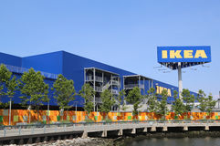 IKEA van Brooklyn superstore Stock Foto's