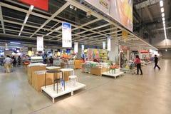 Ikea warehouse Stock Photos